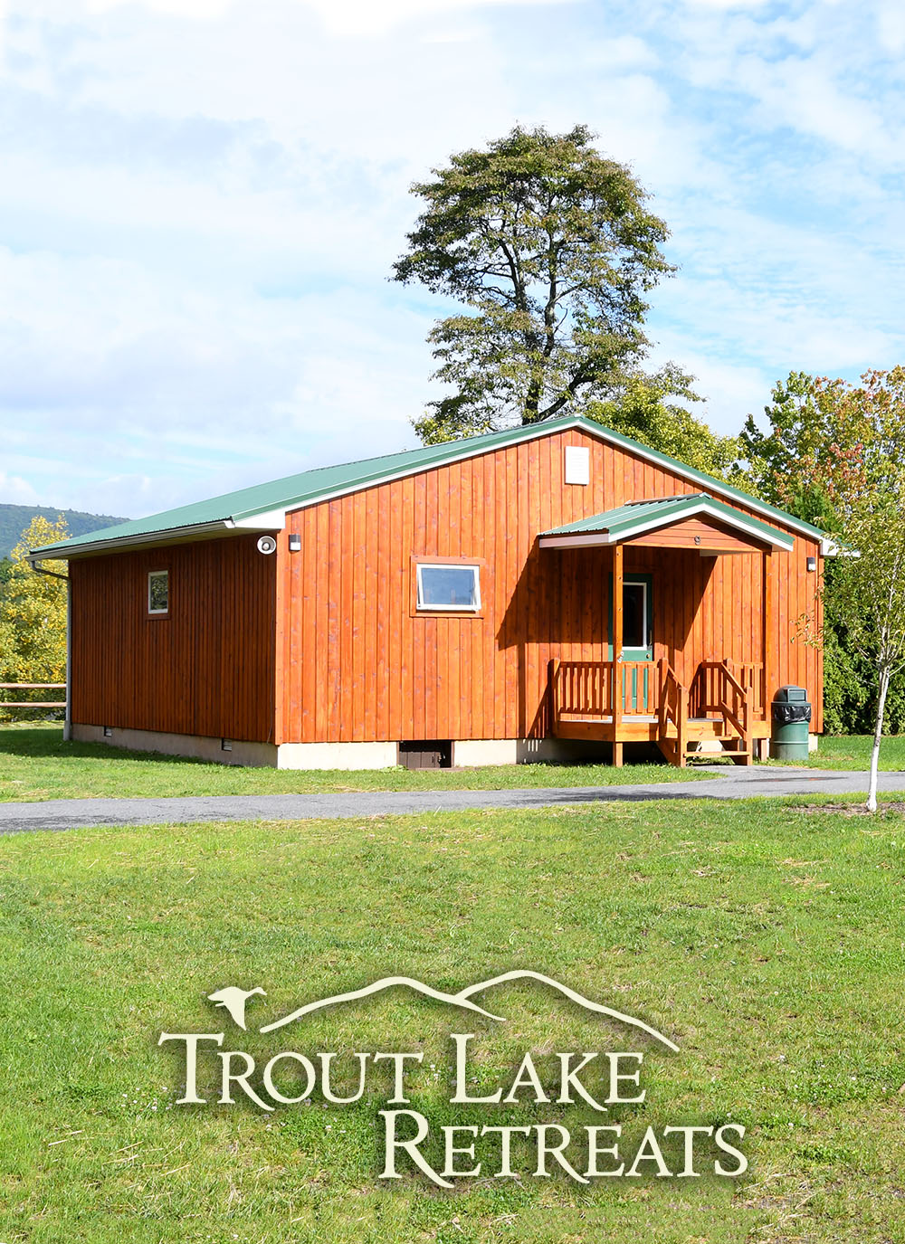 trout lake retreats